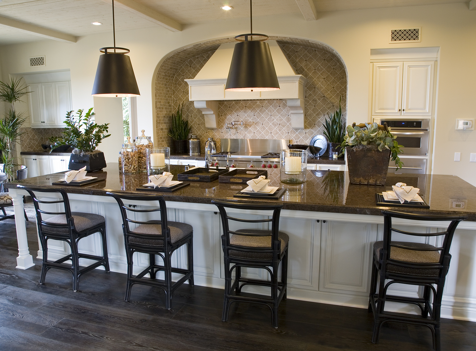 Custom Kitchens Renovations By MC Painting And Renovations